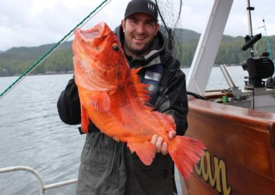 Captain Jim's Fishing Adventures - Kitimat, BC, Canada - Northern Coast Salmon and Halibut Fishing Tours