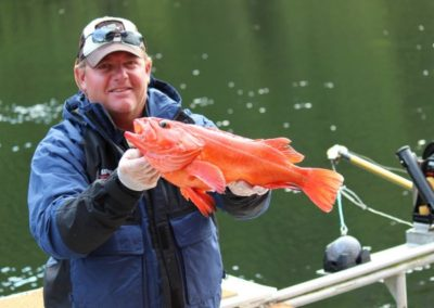 British Columbia Coastal Waters Fishing Tours