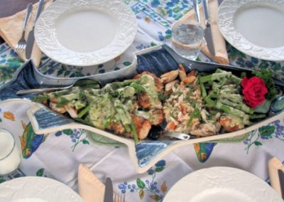 Ocean Sun – fresh from the sea gourmet meals